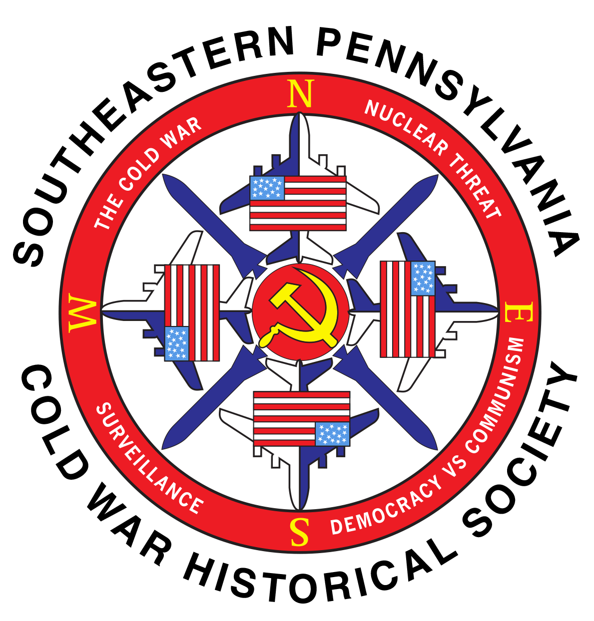 cold war historical society logo